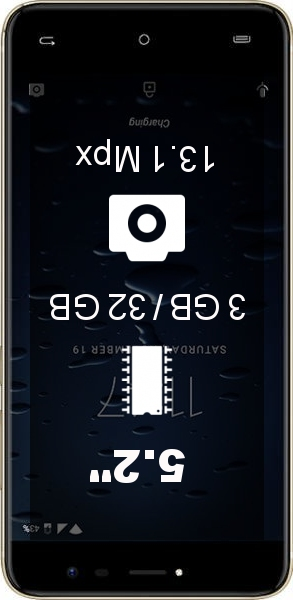 Cubot Note Plus smartphone