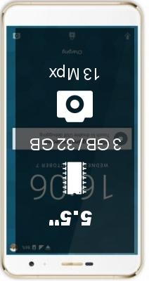 DOOGEE F7 smartphone