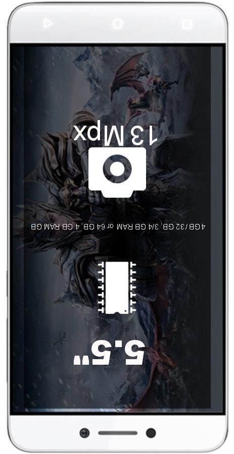 LeEco (LeTV) Coolpad Cool1 smartphone