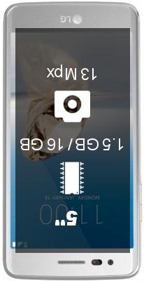 LG Aristo smartphone