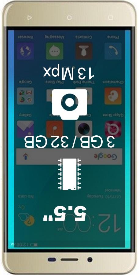 QMobile Noir J7 Pro smartphone