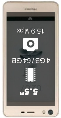 HiSense A2 smartphone