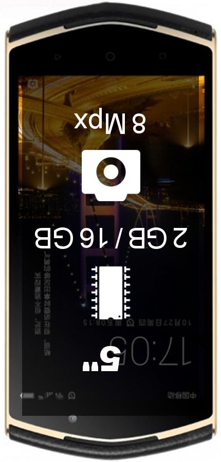 Koobee S600 smartphone