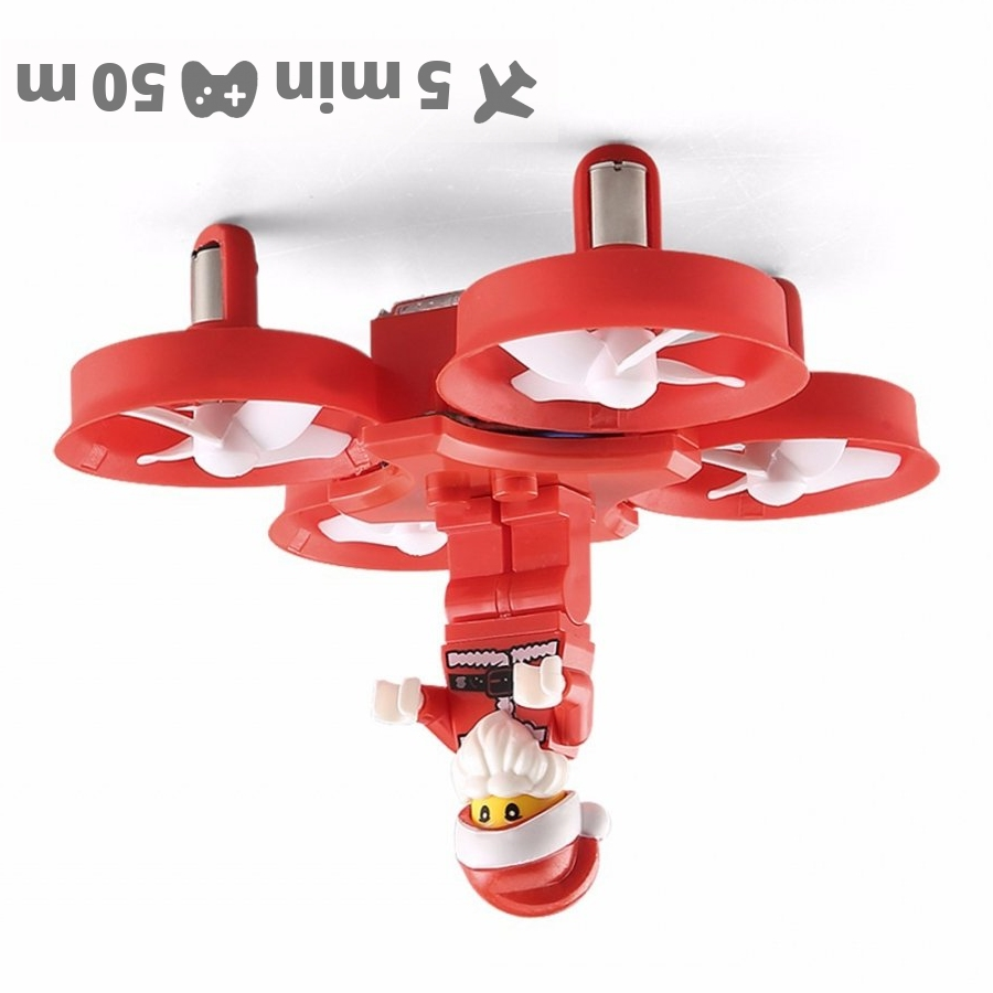 JJRC H67 Flying Santa Claus drone