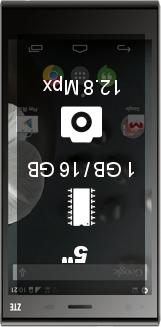 ZTE V880 Blade Vec 4G smartphone