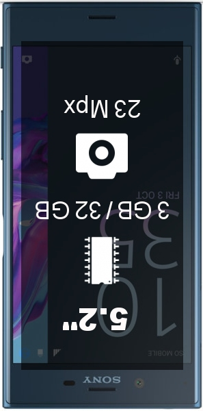 SONY Xperia XZ Single SIM smartphone
