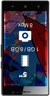 Lyf Wind 4 smartphone