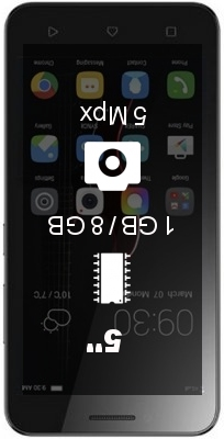 Lenovo Vibe C smartphone