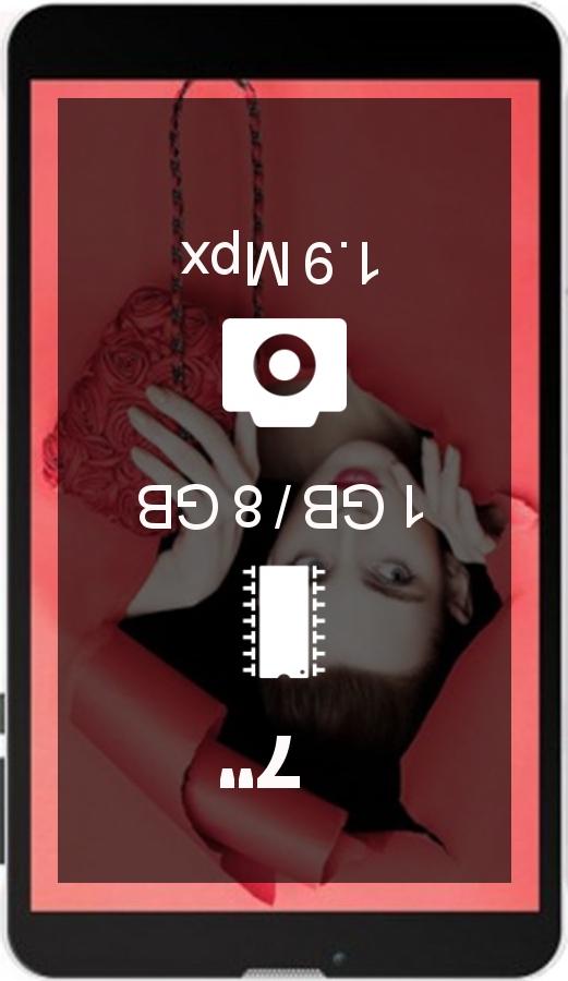 Teclast X70R 3G tablet