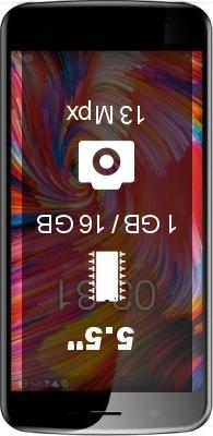 Wolder Wiam #33 smartphone