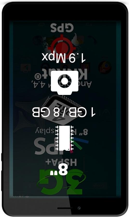 Allview Viva H8 Life tablet