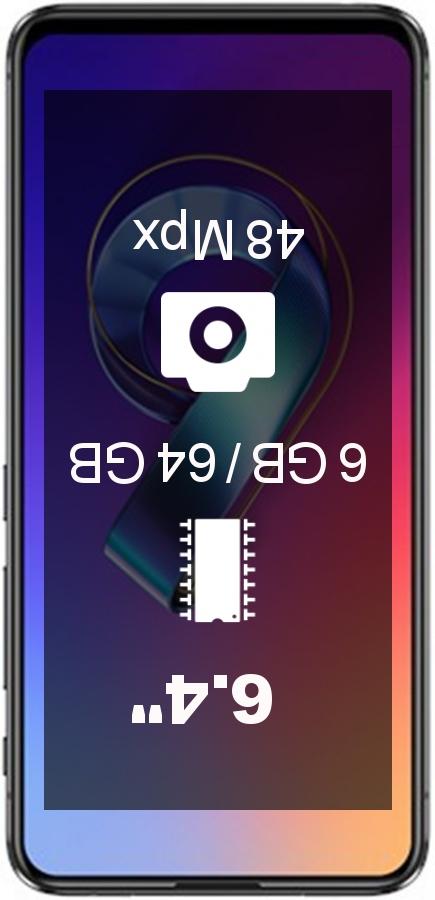 ASUS ZenFone 6 EU 6GB 64GB VA smartphone
