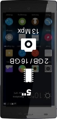 Gionee Elife S5.5 smartphone