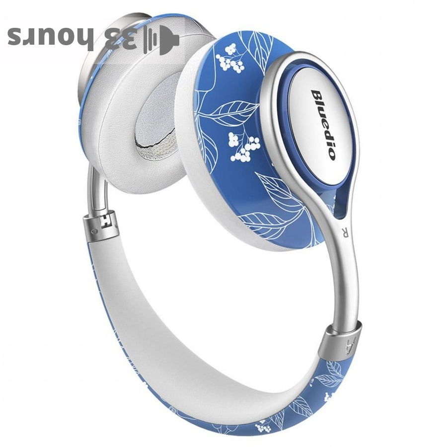 Bluedio A2 wireless headphones