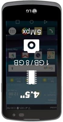 LG Spree smartphone