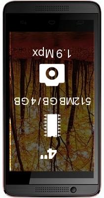 Intex Cloud 3G Gem smartphone