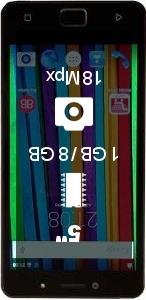 Wolder WIAM #71 smartphone