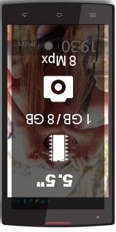 Wolder miSmart FUN smartphone