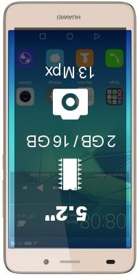 Huawei GR5 mini GT3 smartphone