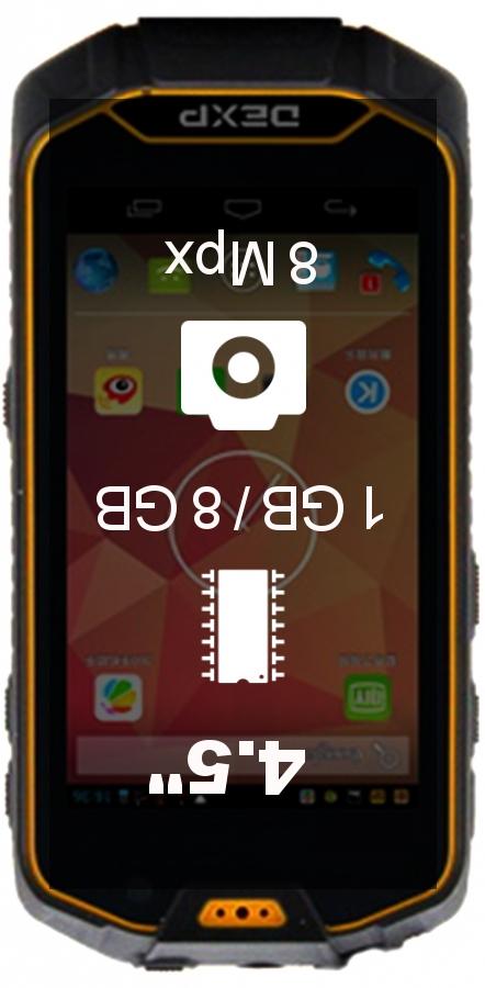DEXP Ixion P145 Dominator smartphone