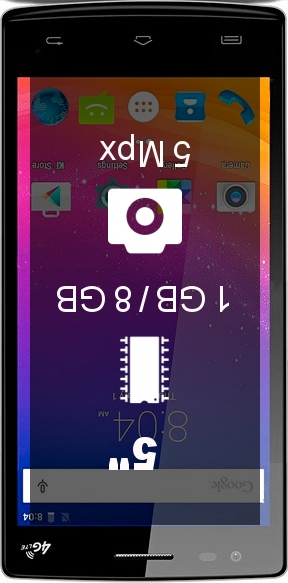 Mpie F5 smartphone