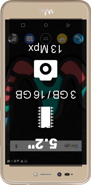 Wiko U Pulse Lite smartphone