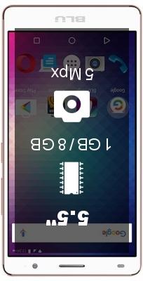 BLU Studio G Plus HD smartphone