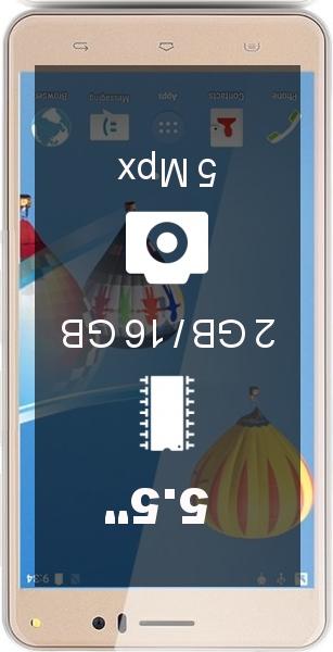 Landvo XM100 Plus smartphone
