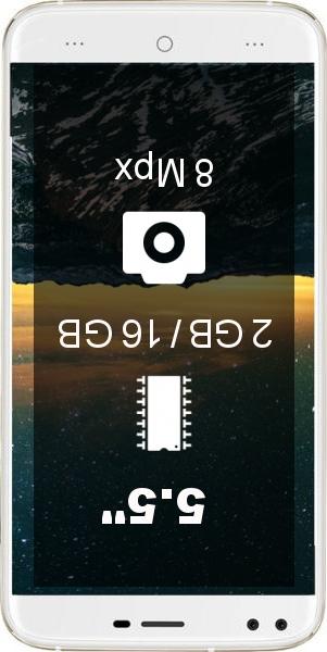 DOOGEE X30 smartphone
