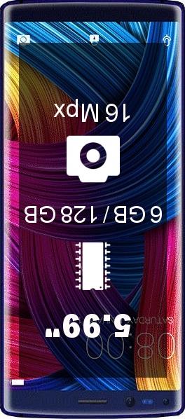 DOOGEE Mix 2 smartphone