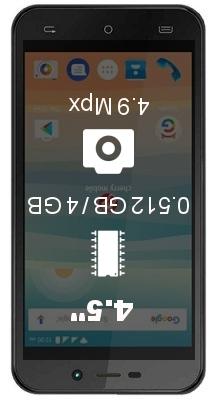 Cherry Mobile Flare P1 Lite smartphone