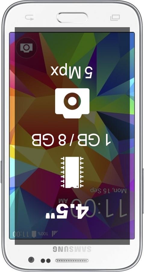 Samsung Galaxy Core Prime G360F smartphone