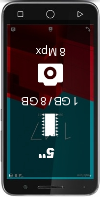 Vodafone Smart prime 6 smartphone