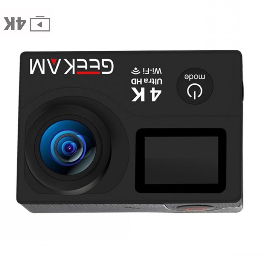 GEEKAM H3 action camera