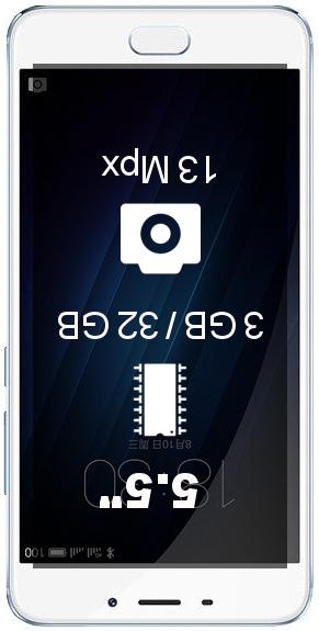 MEIZU M3E smartphone