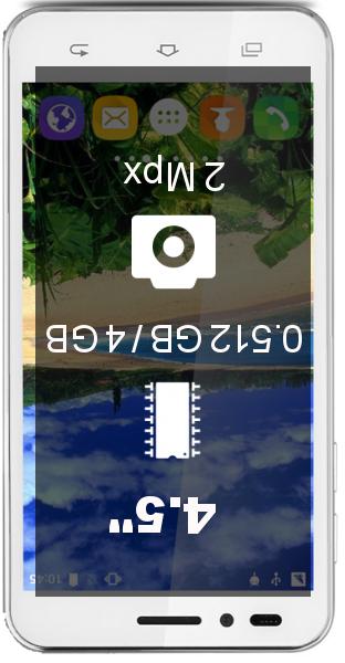 Landvo V1 smartphone