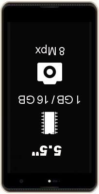 Micromax Canvas Fire 5 Q386 smartphone