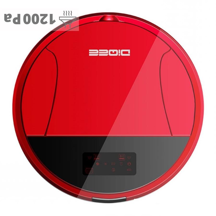 DIQEE 360 robot vacuum cleaner