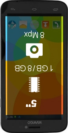 MyWigo Magnum smartphone