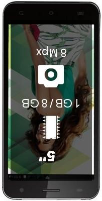 Swipe TCL Konnect 5.1 smartphone