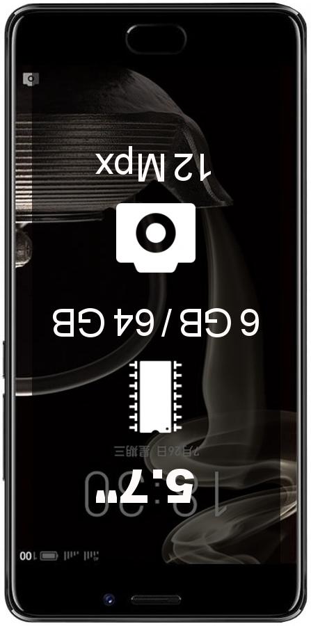 MEIZU Pro 7 Plus 6GB 64GB smartphone