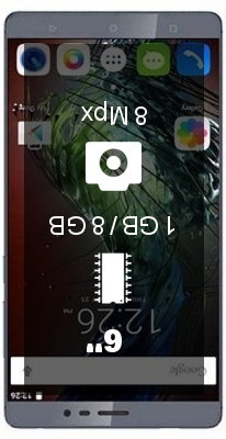 Walton Primo NF2 smartphone