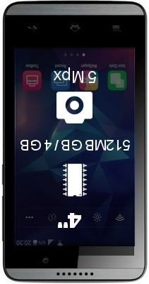 Lyf Flame 3 smartphone