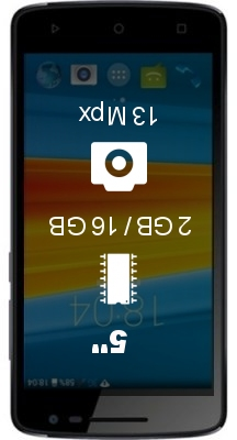 DEXP Ixion ML250 Amper M smartphone
