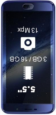 Elephone S7 3GB 16GB smartphone