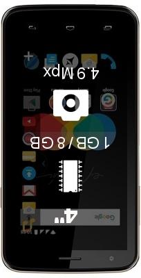 Allview P4 eMagic smartphone