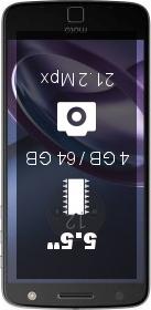Lenovo Moto Z Force smartphone