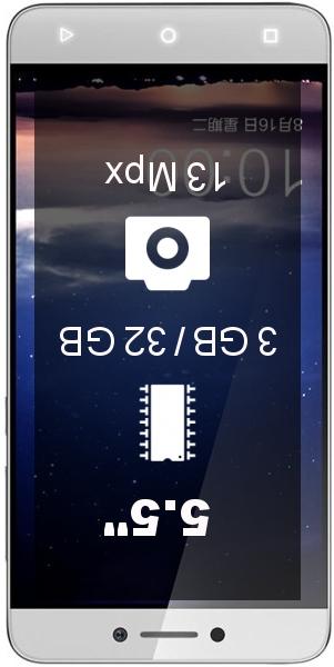 LeEco (LeTV) Letv Cool 1 3GB 32GB smartphone