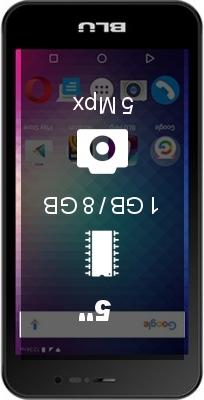 BLU Energy M smartphone