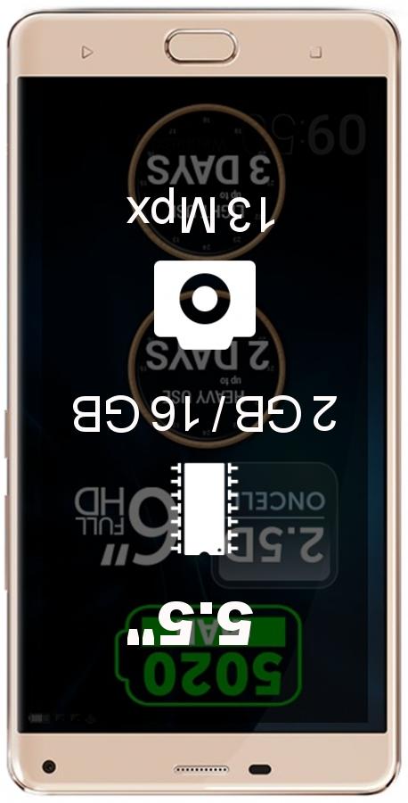Allview P8 Energy smartphone